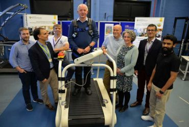Aber team in bid to boost stroke survivors' recovery